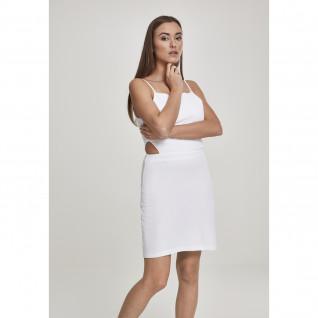 Urban Classic women's dress paghetti pique