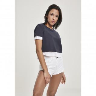 Women's Urban Classic full double layered T-shirt