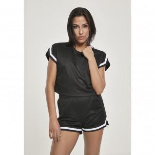 Woman's Urban Classic extended mesh T-shirt