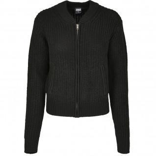Jacket woman Urban Classic knit