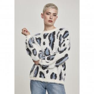 Sweatshirt woman Urban Classic leo