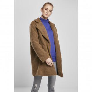 Jacket woman Urban Classics oversized sherpa