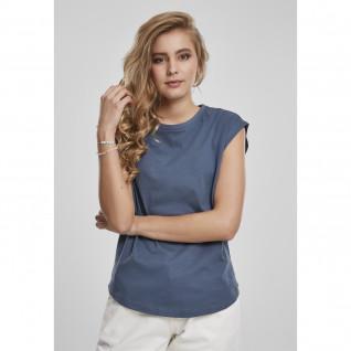 T-shirt woman Urban Classic basic shaped