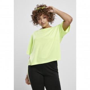 Woman's Urban Classic Oversized neon GT T-shirt