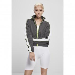 Jacket woman Urban Classic piped XXL [Size XXL]
