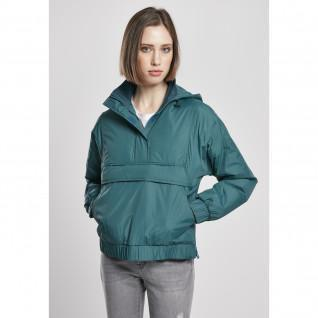 Jacket woman Urban Classics panel ded