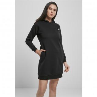 Sweatshirt dress woman Urban Classics