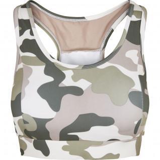 Urban Classics women's tech mesh bra- large sizes