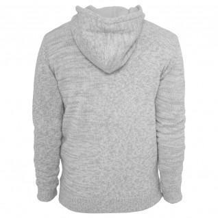 Sweatshirt Urban Classic winter knit zipper
