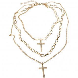 Urban Classics layering necklace