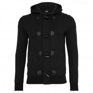 Urban Classic duffle zip sweatshirt