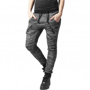 Trousers woman Urban Classic zip [Size XS]