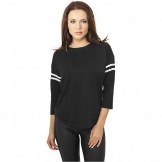 Woman's Urban Classic leeve Striped T-shirt
