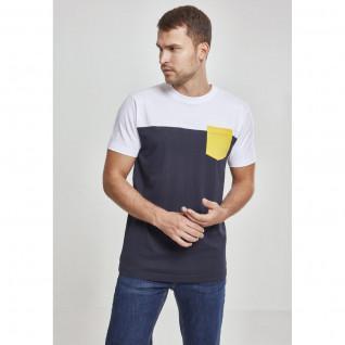 Urban Classic 3-tone pocket T-shirt