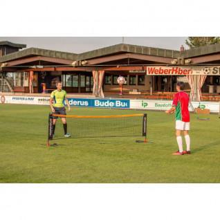 Tennis kit - Poles and net - 3 m Carrington