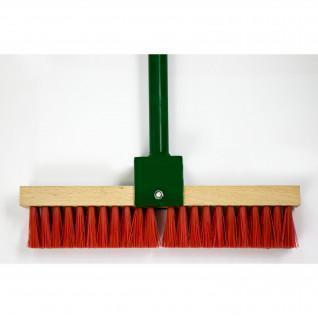 Line broom for Carrington tennis court