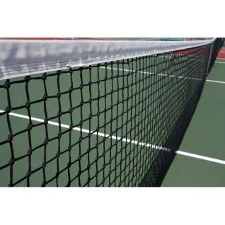 Tennis match net for 3 mm Carrington singles court