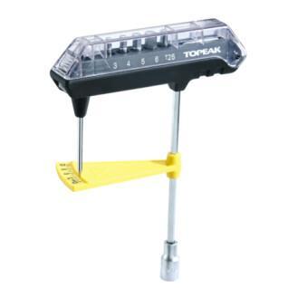 Torque wrench Topeak ComboTorq Wrench & Bit Set