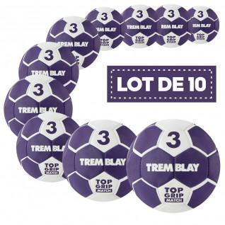 Set of 10 balloons Tremblay top grid 2nd generation