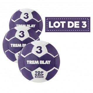 Set of 3 balls Tremblay top grid 2nd generation