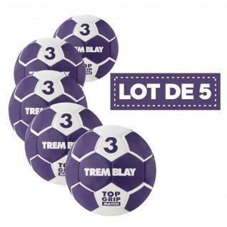Set of 5 balloons Tremblay top grid 2nd generation