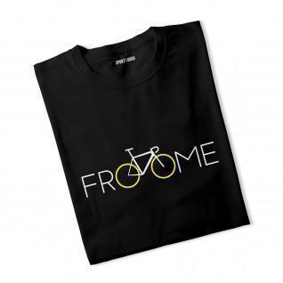 T-shirt woman Froome