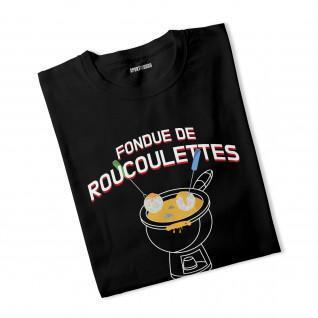 T-Shirt Fondue Roucoulettes