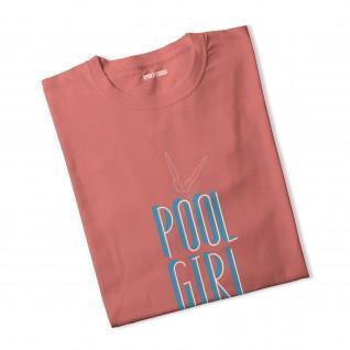 T-shirt woman Poolgirl