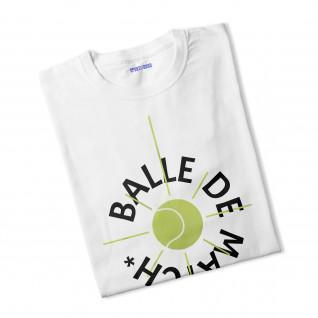 T-shirt femme Balle de match [Size XL]