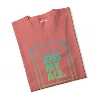T-shirt femme Kiss my Ace [Size S]