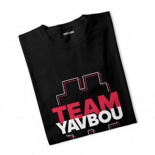 Women's T-shirt #TeamYavbou
