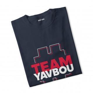 T-shirt #TeamYavbou
