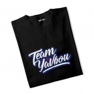 T-shirt Team Yavbou logo