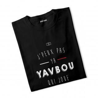 Ya Yavbou playing t-shirt