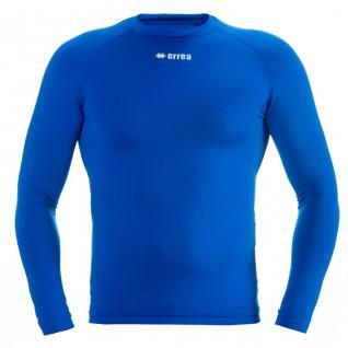 compression jersey long sleeve Junior Errea Ermes