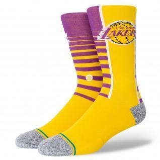 Socks Los Angeles Lakers Gradient