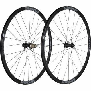 Disc wheels with tyres Vision Trimax 30s center lock sh11 v19