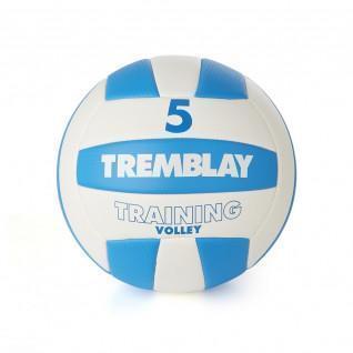 Tremblay training volleyball