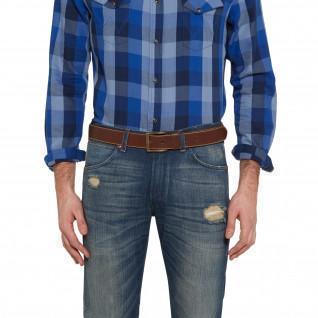 Belt Wrangler stitched