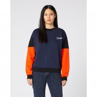 Sweatshirt woman Wrangler High Rib Retro [Size M]