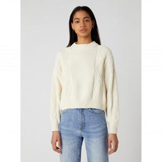Wrangler Cable Knit sweater for women