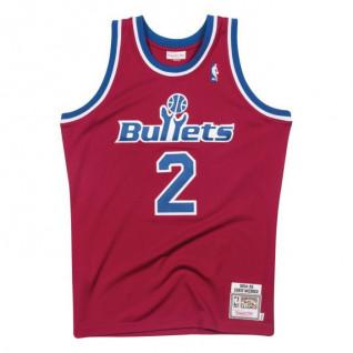 Authentic Washington Bullets Chris Webber 1994-95 Jersey