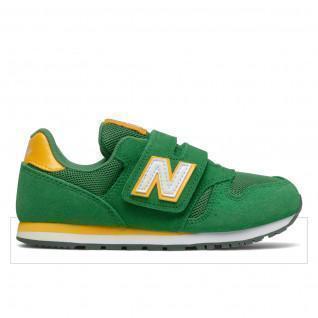 Children's shoes New Balance 373 hook & loop