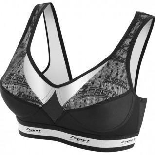 Bra Zsport Zbra Silver grands bonnets-blanc-115G [Size 85]